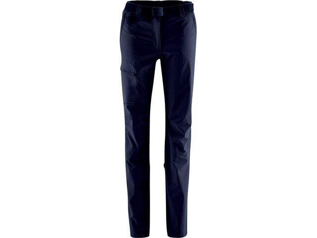Maier Sports Lulaka Spodnie z podwijanymi nogawkami Kobiety, night sky